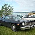 Plymouth fury 4door sedan 1975
