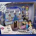 Disney animators' collection littles : elsa micro playset