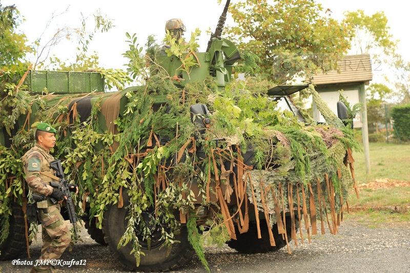Photos JMP©Koufra 12 - La Cavalerie - 13e DBLE - 28092019 - 0458