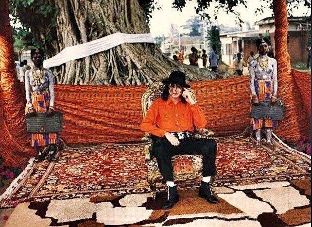 africa 1992 michael jackson