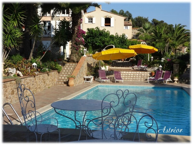 Hotel de charme Le Pradet