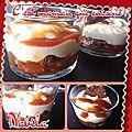 Tiramisu cookies/ caramel beurre salé