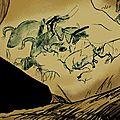 Ticayou à la grotte Chauvet