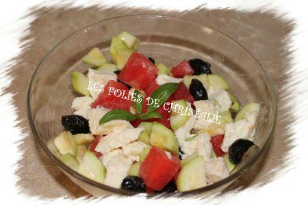 Salade pastèque 5