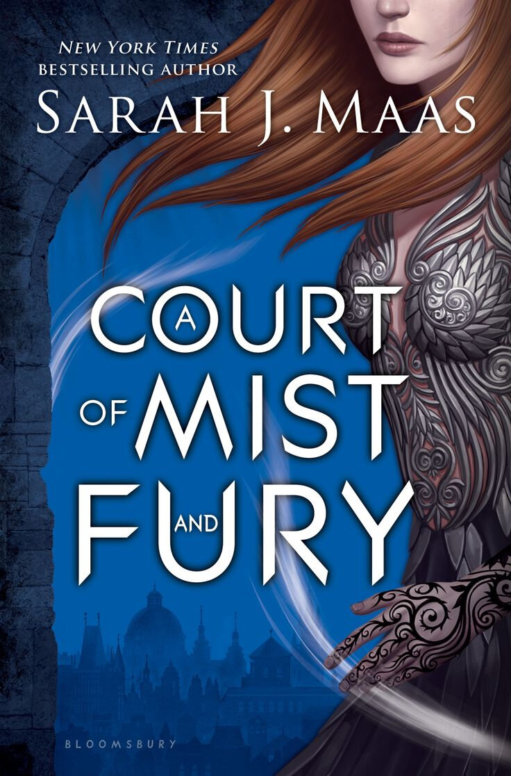 A Court of Thorns and Roses #2 : A Court of Mist and Fury, Sarah J. Maas