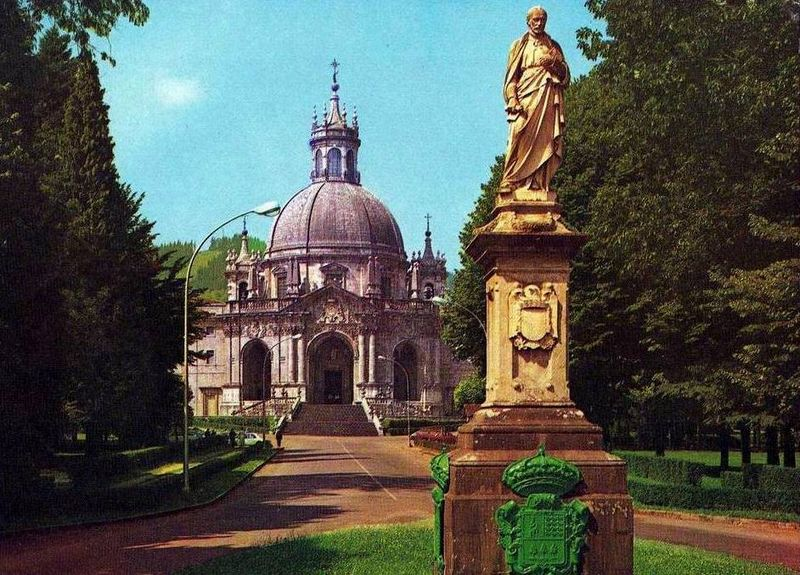 Loyola, la Basilique