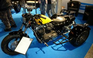 Trike EML Harley Forty Eight 48 A