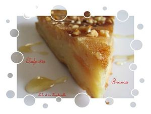 Clafoutis à l'ananas (4)