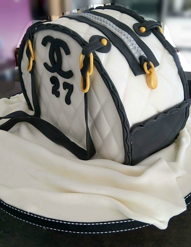 cake design sac a main