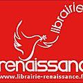 Coup de projecteur sur...la librairie de la renaissance