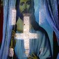 Les peintures de l'église de Beta Amanuel