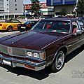 Oldsmobile 98 regency brougham 4door sedan-1983