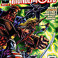 Thunderbolts by kurt busiek & fabian nicieza
