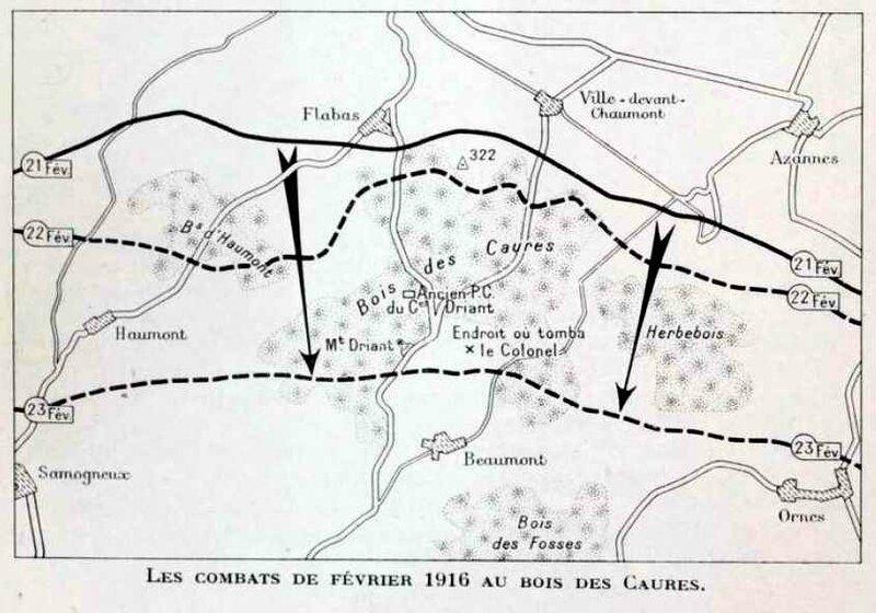 Verdun Fev 1916