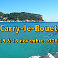 Carry-le-Rouet nov. 2008
