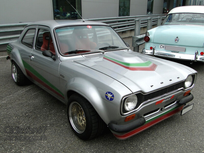 Ford Escort RS 2000 mkI 1972-1974-01