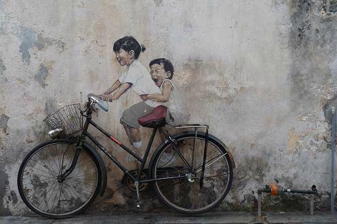velo street art