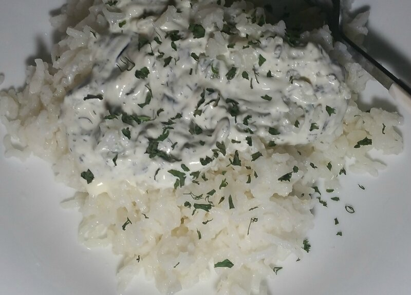 Riz au tzatziki bio 2