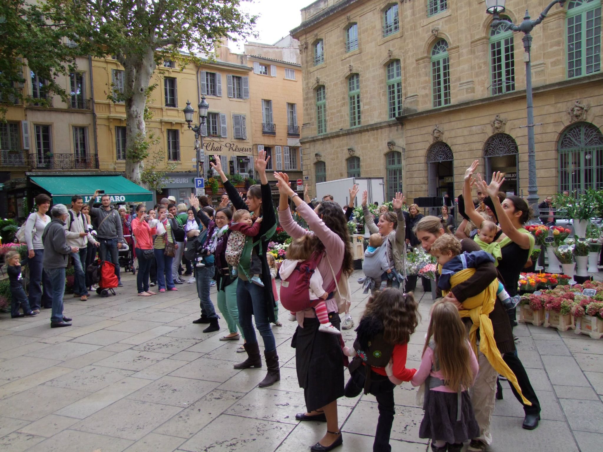 flash mob 2012 2