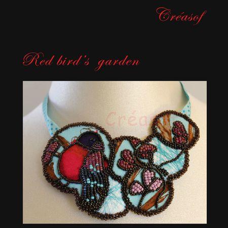 red bird's garden 4