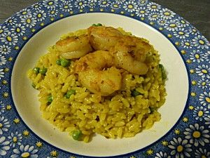 Gridelle - Risotto Bollywoodien