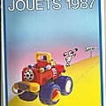 00813 jouets lardy : pub, logo, catalogue, divers, etc…
