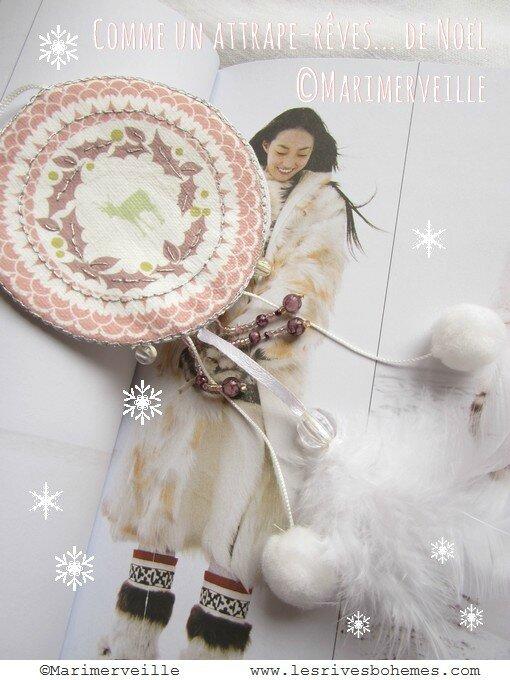 Kit attrape-rêves de Noël ©Marimerveille