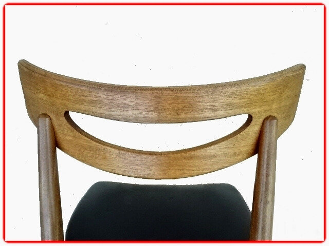 Chaises d'occasion scandinave 1960