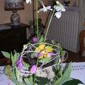 Samedi 18 décembre, 12 mars et 14 mai - art floral