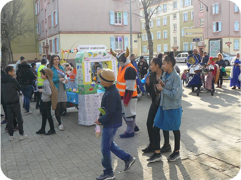 Quartier Drouot - Carnaval 43