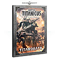 Adeptus titanicus - annonces du new year open day 2019