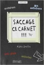 Saccage ce carnet couv