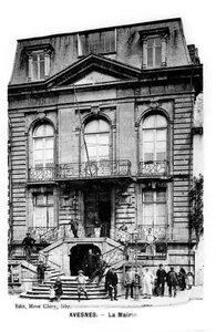 AVESNES SUR HELPE-L'Hôtel de Ville8