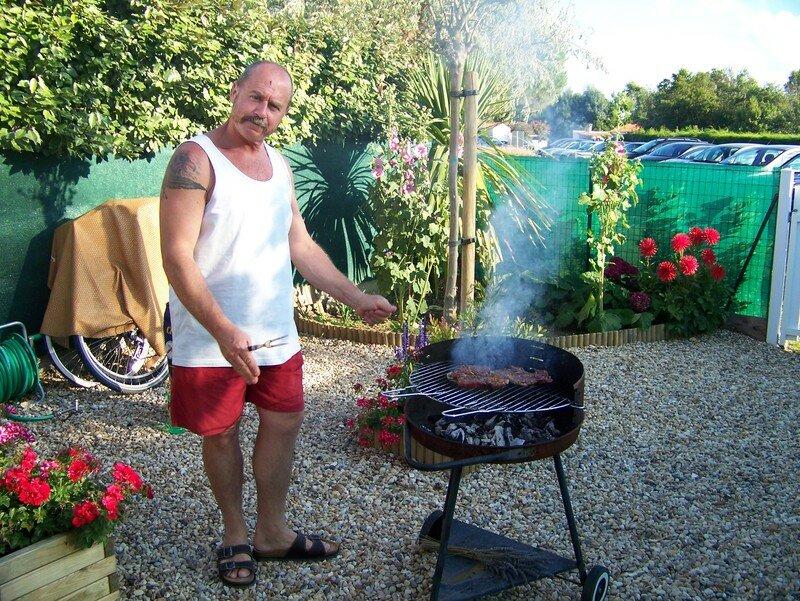 1er barbecue