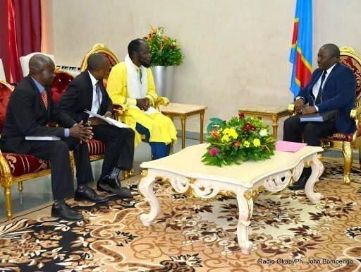 Mfumu a Nlongo wa Katiopa Diakati ye Ne Kabila