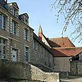 Ferrieres en gatinais - Abbatiale St Pierre-25