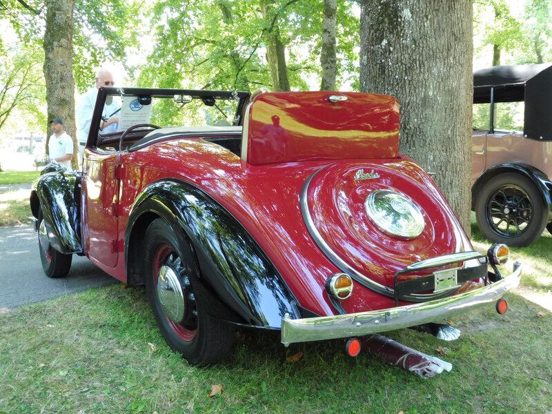SKODA Popular 1100 type 927 roadster 1938 Baden Baden (2)
