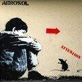 Garçon assis (Jeff Aerosol)