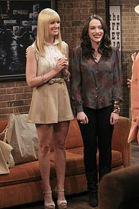 2 Broke Girls S02E05
