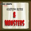 Illustration Kustom Rods & Monsters