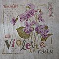 la violette LILI POINTS