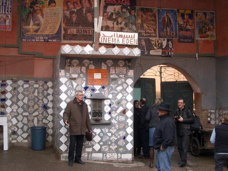 marrakech Cinéma EDEN dec2008