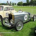Amilcar type cgs de 1924 (alsace auto retro bartenheim 2011)