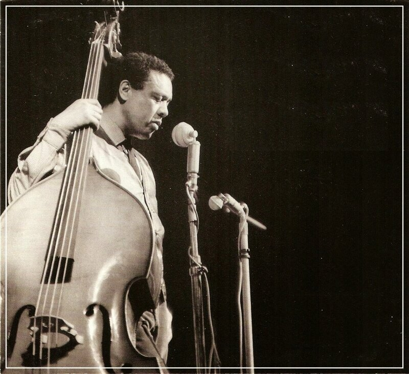 Charles Mingus - The Great Concert Of Charles Mingus - Inside (1-2)