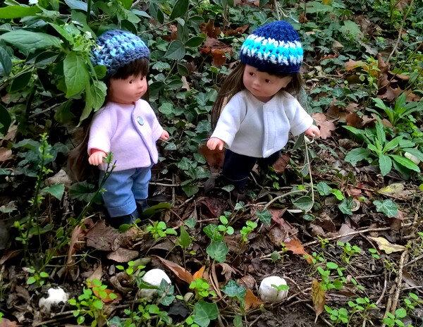 Prune et Cerise 20181125 les champignons 01