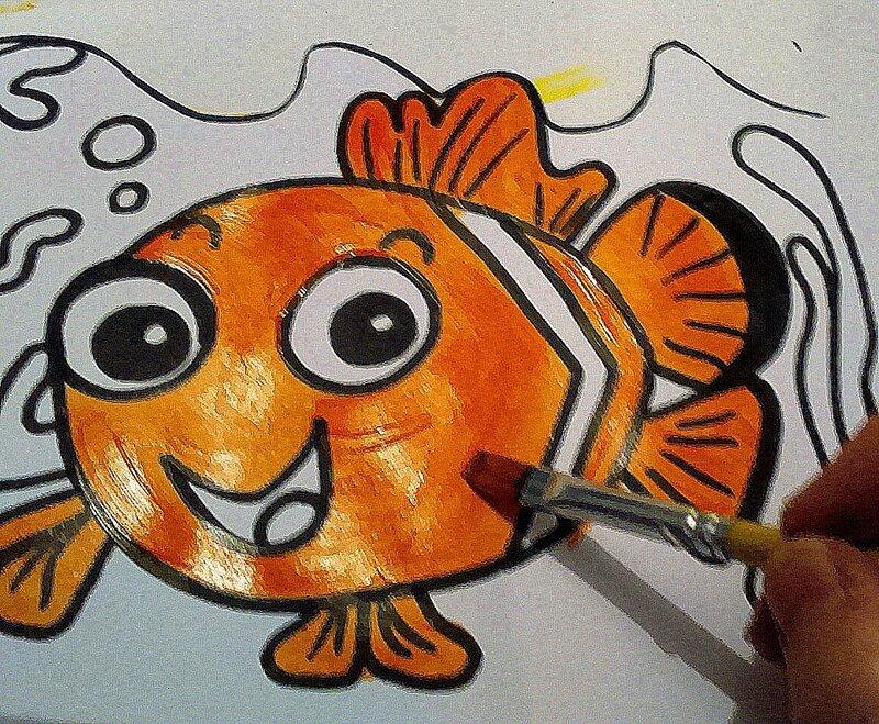 157_Masques_Les petits poissons dans l'eau (16)