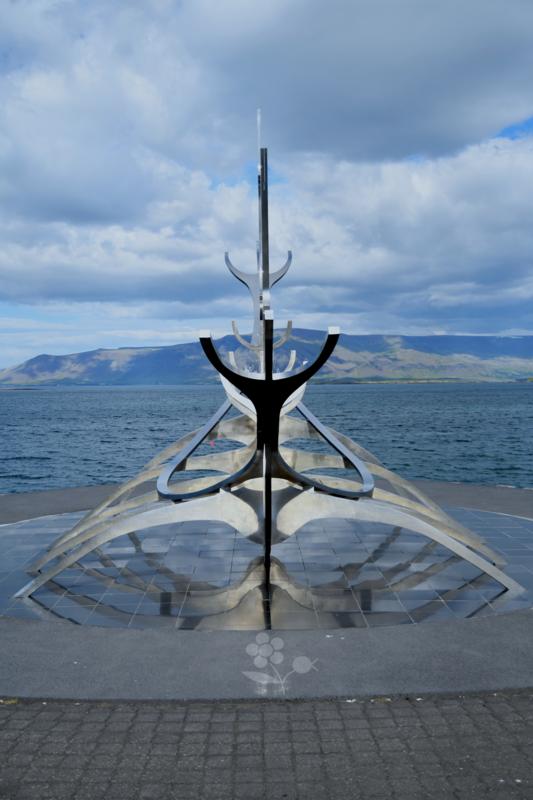 Islande, Reykjavík, Sólfarið_1