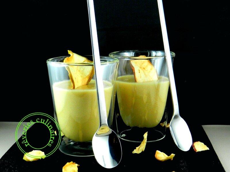 crème à la pomme sans sucre ajouté 1