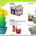 Mini catalogue avril 2013 : promos et cadeaux hôtesse et invités ;-)