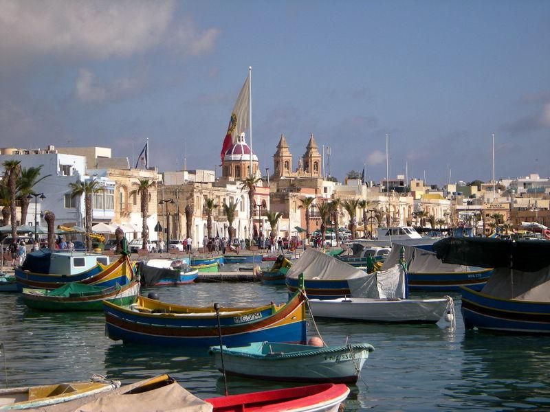 Escapade à Maltes